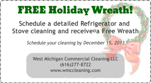 Free Holiday Wreath