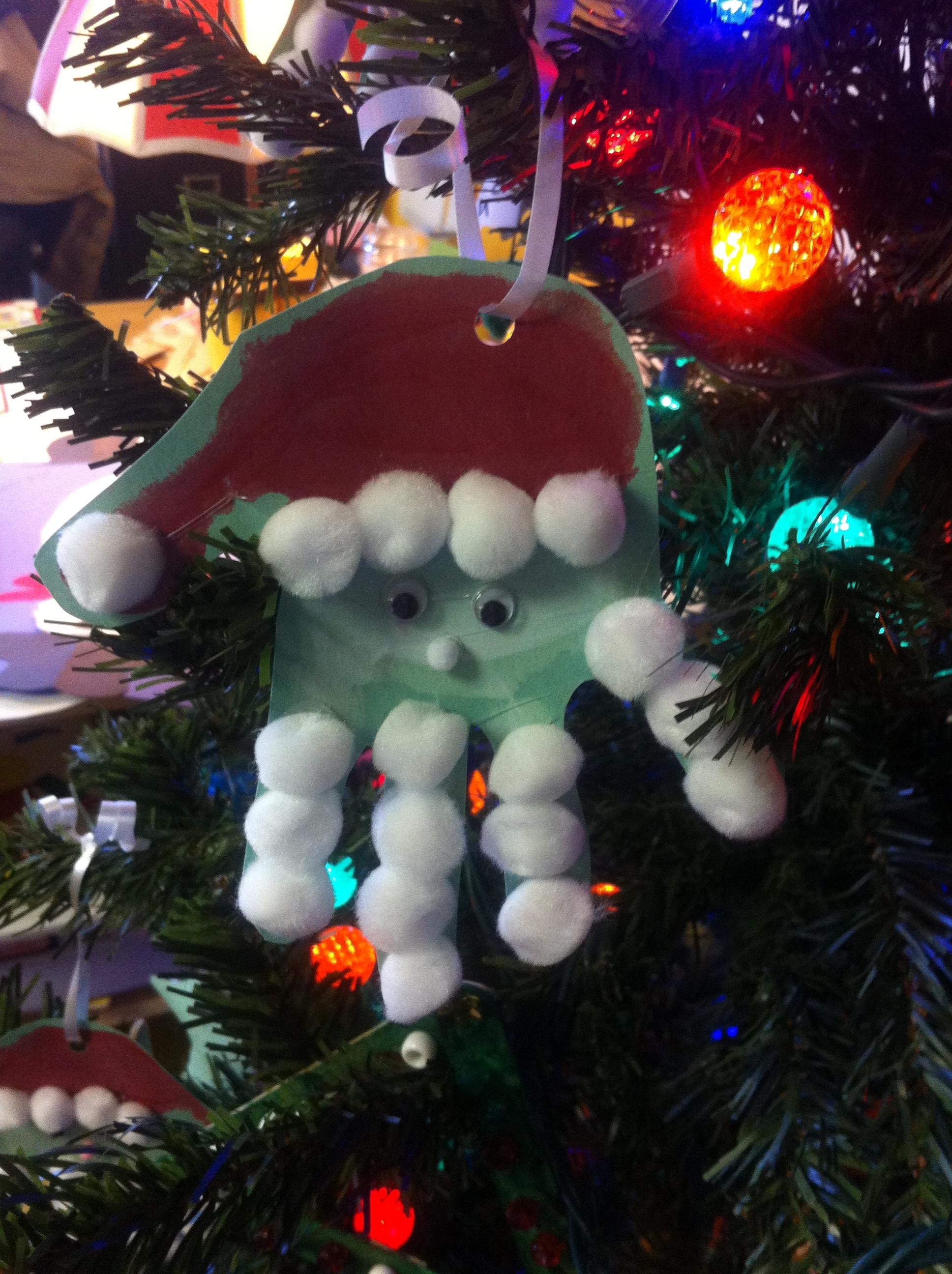 Pre K Christmas Crafts Wmcselm