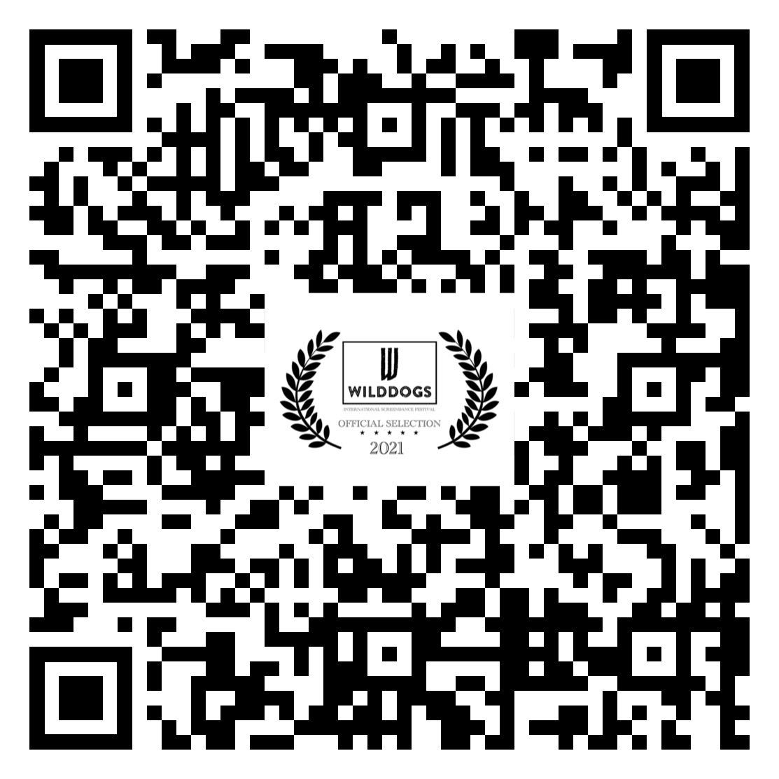 QR Code for WildDogs Program