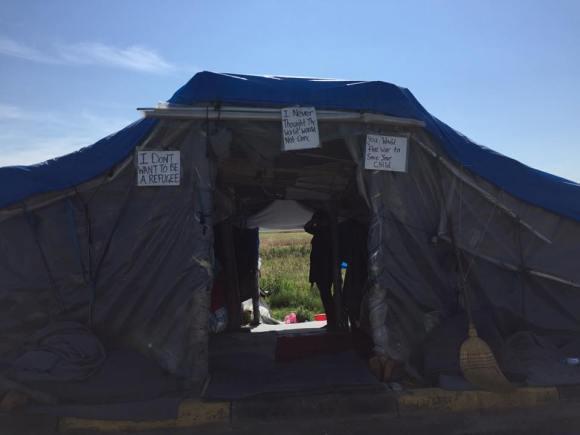 NPI Tent