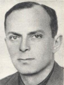 Paweł Finder. Następca Nowotki na stanowisku I sekretarza PPR. Fot. commons.wikimedia.org