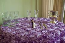 Royal Purple Wedding Atlanta Ga - Wm Eventswm Events