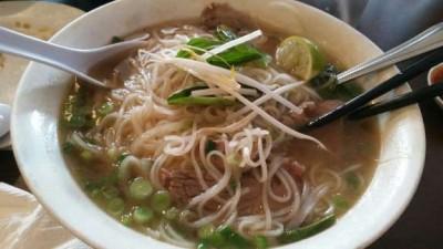 Pho at Saigon Noodle