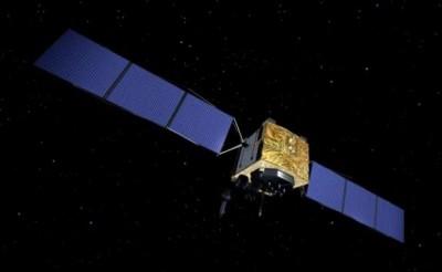 GPS IIF Satellite. Photo: Boeing