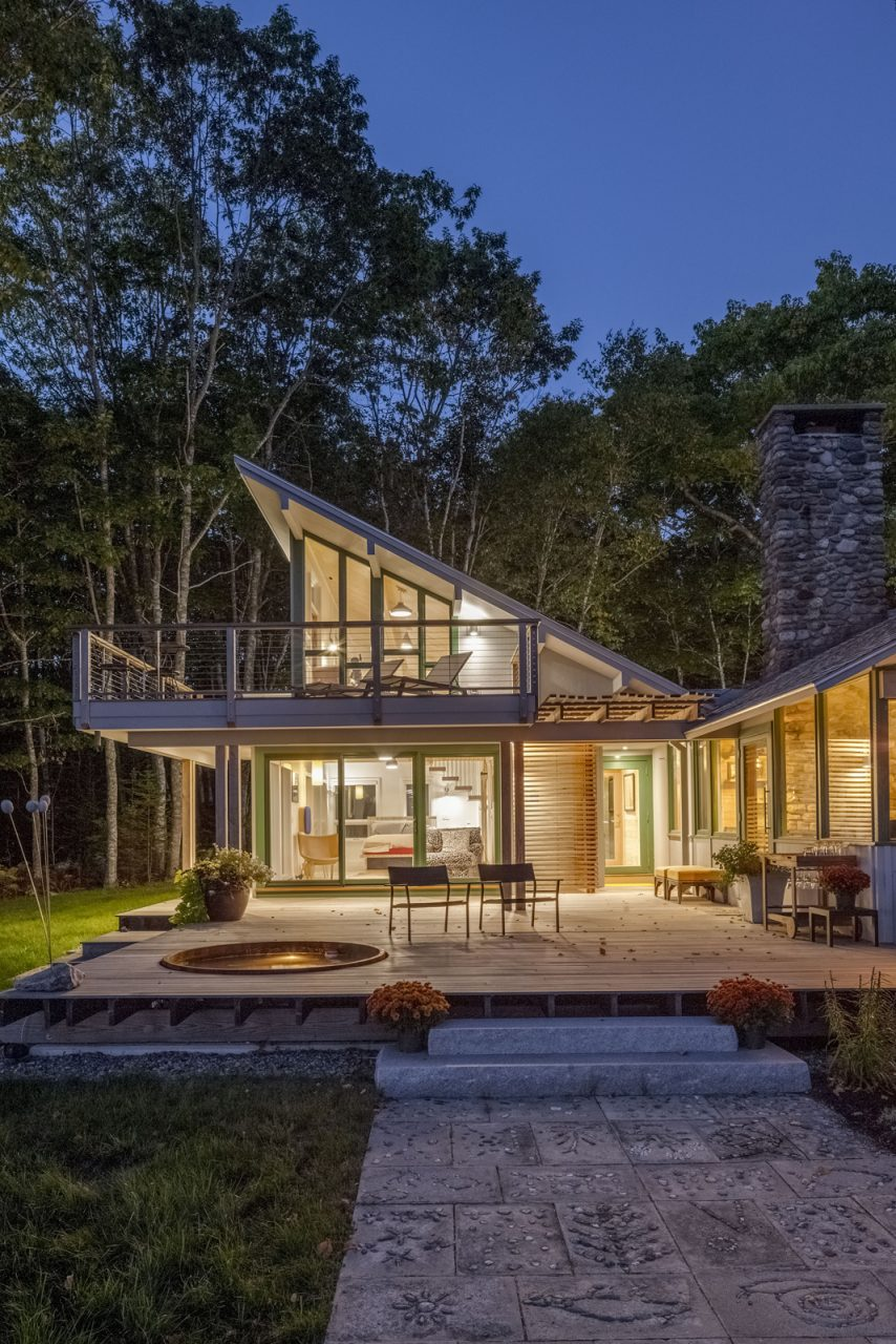 STARR RESIDENCE  WMH ARCHITECTS Architecture and design