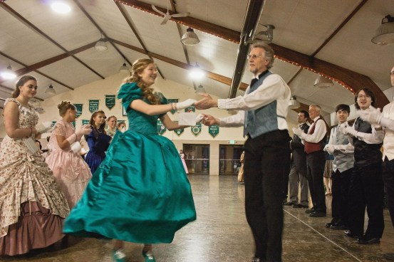 English Country Dance - Blogchatter A to Z
