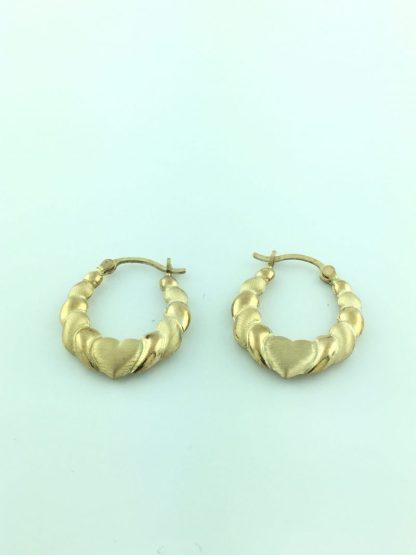 14 KARAT GOLD/1.8G EARRING