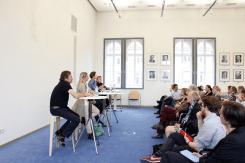 Podium (Foto: Tanja Schmith)