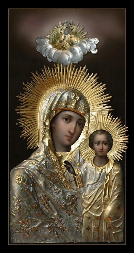 Icon of Our Lady of Sitka