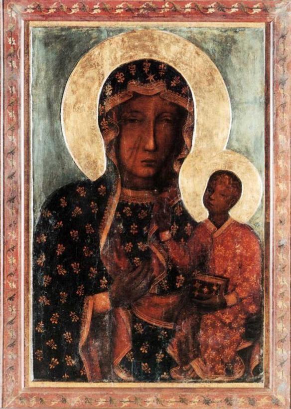 Black Madonna of Częstochowa (Our Lady of Czestochowa)