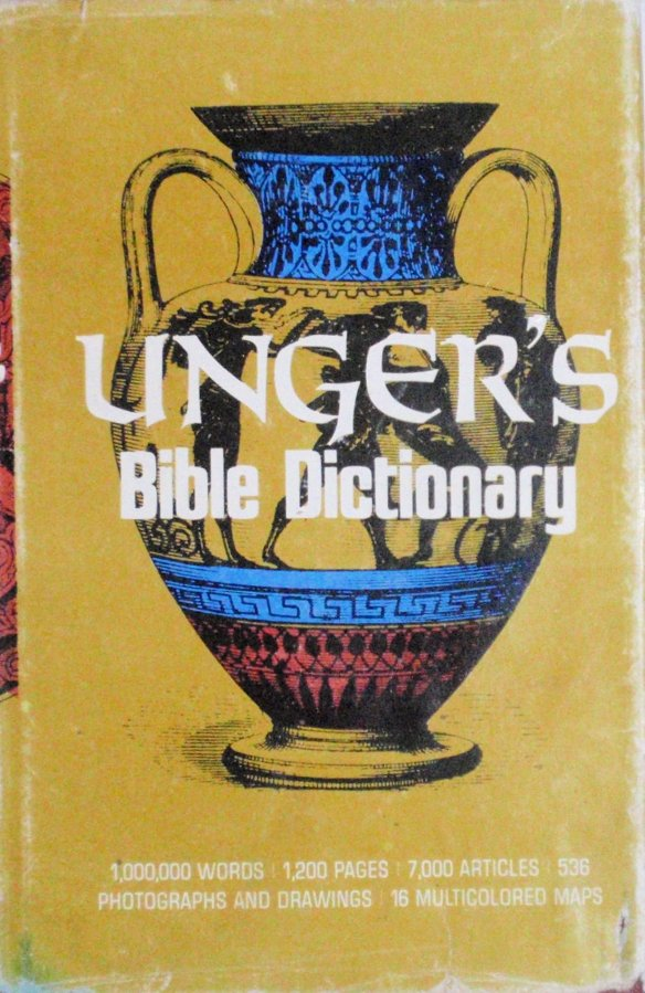 Unger's Bible Dictionary