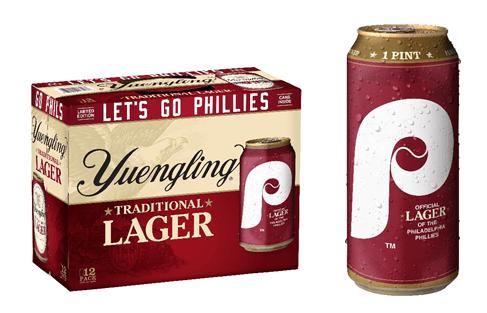 Yuengling Phillies retro