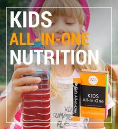 all-in-one nutritional supplement for kids