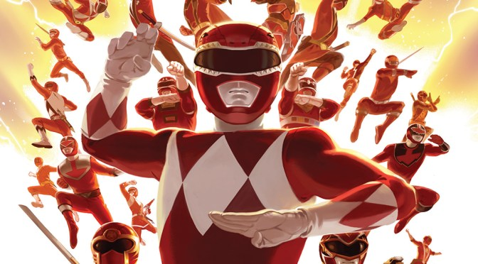 'Shattered Grid' continues in BOOM's 'Power Rangers' #26, out April 18