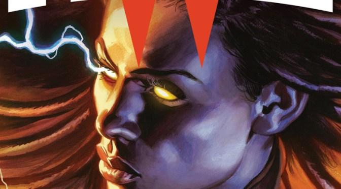 Preview Valiant's 'Harbinger Wars 2' #2, out June 27