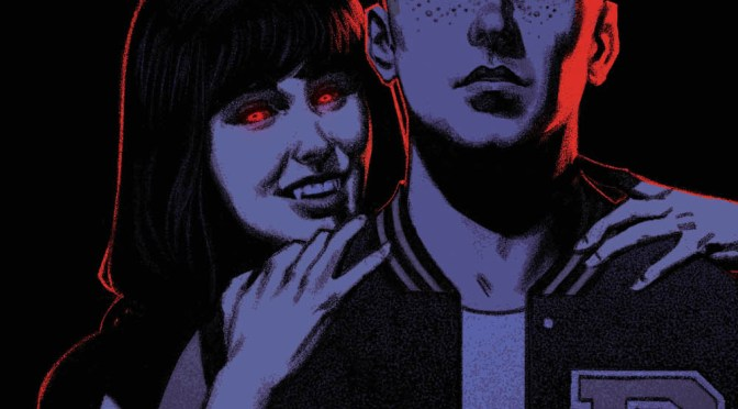 Preview Archie's 'Vampironica' #2, out May 30