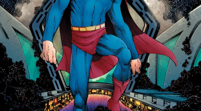 8ae377105 REVIEW: 'Year One' a dubious Frank Miller-ization of Superman's ...
