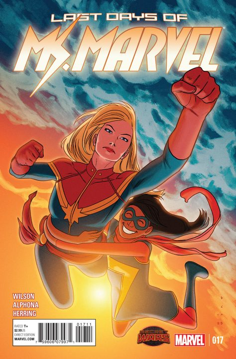 4 classic stories about the modern Ms  Marvel (and 1 about Bruno