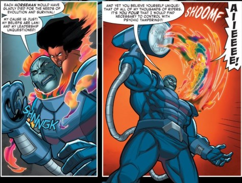 Age of X-Man Archives - WMQ Comics