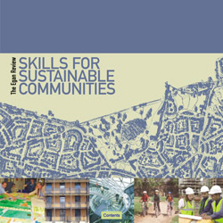 Cover of The Egan Review skills for sustainable communities