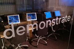 Open advantage computer room in Birmingham