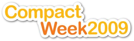 Compact Week 2009 logo