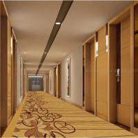Hotel Corridor Carpet Luxury Hotel Lobby Carpet-