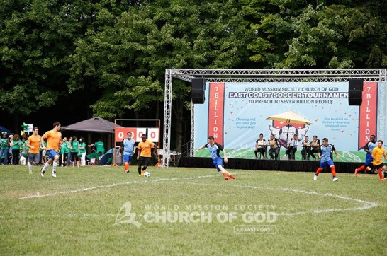east coast, soccer tournament, world mission society church of god, wmscog, church of god, field