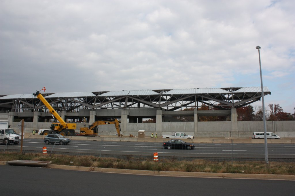 Dulles Metrorail - Innovation Station