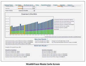 WT Monte Carlo Screenshot