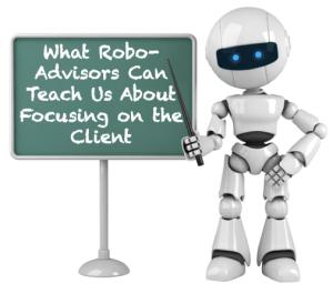 Robo-Advisor Teaches Us About Client