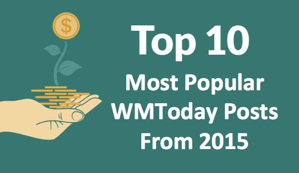 Top 10 WMToday Posts