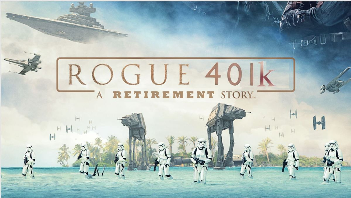 Rogue 4-0 One: Can Robo-Platform Vestwell Help Advisors Defeat The Retirement Deathstar?