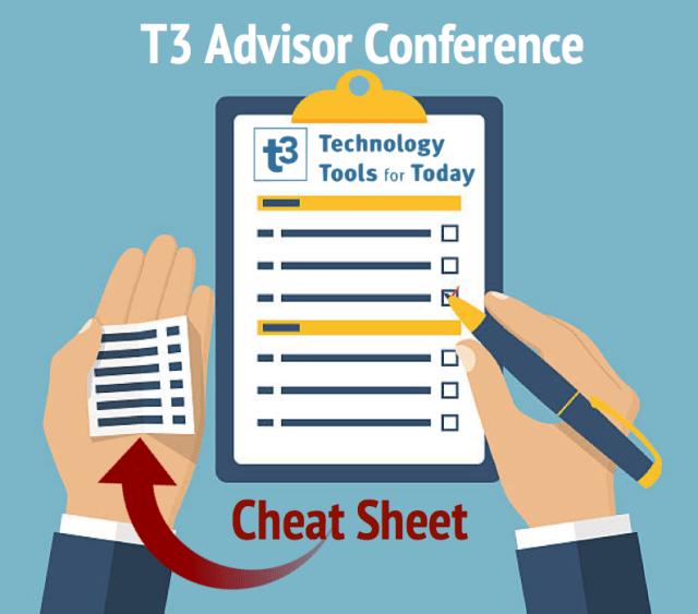T3 Advisor Conference