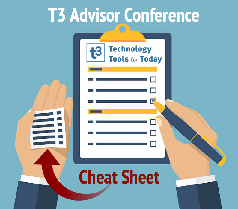 19 Ideas from the T3 Advisor Conference Your Boss Needs to Know