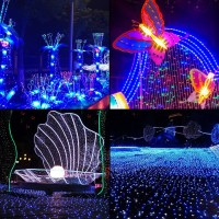 Waterproof Garden LED Solar Power String Fairy Light ...