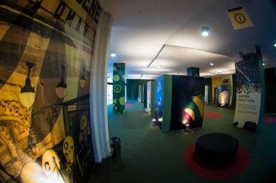 8a CineOP - Área de exposição