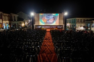 8a CineOP - Cine Praça