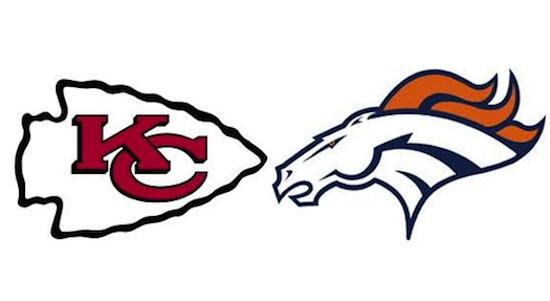Image result for Kansas City Chiefs vs. Denver Broncos