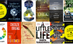 Man Booker Prize 2015 Longlist - Booker Prize Foundation