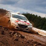 St. Wendel: ADAC Saarland-Pfalz Rallye 2017