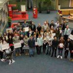 St. Wendel: Siegerehrung beim Planspiel Börse der Kreissparkasse