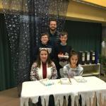 Gemeinschaftsschule Schaumberg Theley: erfolgreiche Teilnahme an Lesewettbewerb