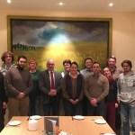 Sustainable Change – Studierende diskutieren mit Umwelt-Staatssekretär Krämer