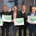 Kreisstadt St. Wendel erhält über 3,7 Millionen Euro für verschiedene Projekte