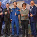Gronig und Darmstadt: Matthias Maurer ins Astronautenkorps aufgenommen
