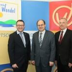 Land(auf)Schwung: Bundeslandwirtschaftsminister zu Besuch in St. Wendel