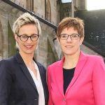 Nadine Schön in CDU Schattenkabinett für Bildung zuständig