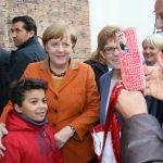 Bundeskanzlerin Dr. Angela Merkel war gestern in St. Wendel zu Gast