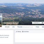 Hermann Scharf: das außergewöhnliche Facebookprofil eines Landtagsabgeordneten